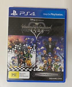 Kingdom of Hearts 1.5 + 2.5 Remix PS4