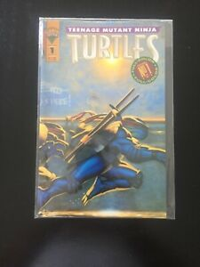 Teenage Mutant Ninja Turtles #1 - Mirage Studios - October 1993 - 1st Print