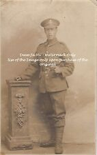 RPC Postcard: WW1 - A Private of the Duke of Cambridges Own (Middlesex) Regiment
