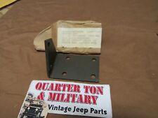 Jeep Willys M38 CJ2A CJ3A CJ3B NOS horn mount bracket 664986 (s212)