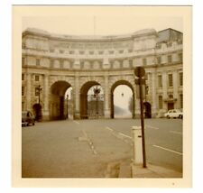 Vintage 1960's Photo Admiralty Arch London England Jan18