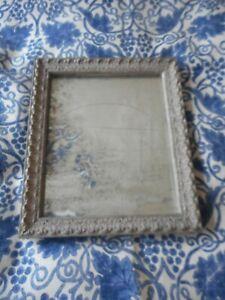 Antique Original Glass Heavy Georgian Style Frame