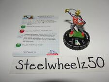 DC Heroclix Superman Wonder Woman #045 Figure Wizkids Super Rare SR Flashpoint