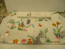 New ListingHip & Hop Easter Bunny Rabbits Easycare Placemats Set Of 4 spring summer Easter