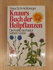 Knaurs Buch der Heilpflanzen, Buch über Heilpflanzenkunde, Hausapotheke, Natur