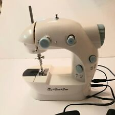 Sewing Machine, Desktop Tivax Li'l Sew And Sew With Pedal And Carrying Case
