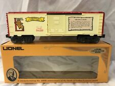 Lionel # 6-9429,Joshua Lionel Cowen,The early years   (10B)