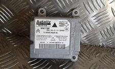 Calculateur boitier airbags prétensionneurs CITROEN C5 - Réf : 9658177080