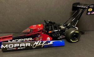 AUTOGRAPHED W-COA 2019 Leah Pritchett MOPAR SRT NHRA Top Fuel Dragster