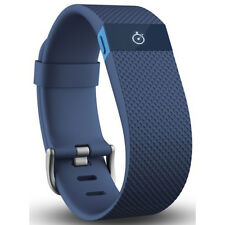 Fitbit Charge HR Small Activity-tracker s blau