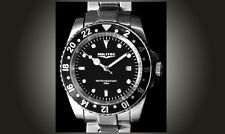 MILITEC Submariner Style Military/Army/Pilot Watch 100m Water Resist @ £90 Off!!