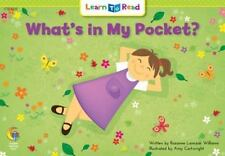 What's in My Pocket? Learn to Read, Read to Learn: Science