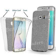 Luxury Ultra Slim Shockproof Bumper Case Cover for Samsung S9 Galaxy S7 S8 Plus Samsung Note 5 Clear