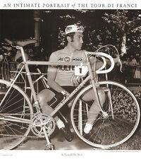 Tour de France INCOMPARABLE EDDY MERCKX 1960s Classic Cycling POSTER Print