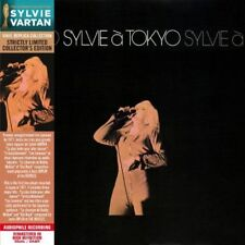 CD de musique pop rock, Sylvie Vartan sans compilation