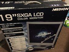 "Medion MD30219PH 19"" SXGA LCD Color Monitor"