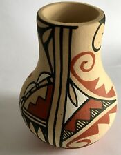 Jemez Pueblo Pottery signed by Dolores Tosa