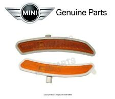 For OEM Mini F54 Cooper Clubman 2016 Set of Two Front Side Marker Lights Genuine