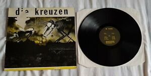 Die Kreuzen - Self-titled LP 1st press Minor Threat Negative Approach Bad Brains