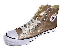Converse Chucks CTAS HI Metallic Sunset glow 154034C Sneaker Rose Gold Mens 11