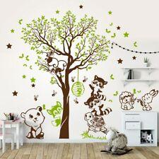 01044 Wall Stickers Adesivi Murali Boschetto dei piccoli 175x175 cm