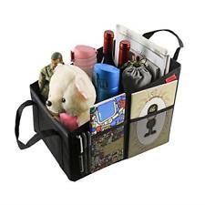 Car Organiser- Front Seat Organiser Portable Car Back Seat Storage Organiser for