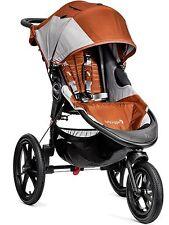Baby Jogger Summit X3 Jogging troller Orange / Gray NEW Auth Dealer