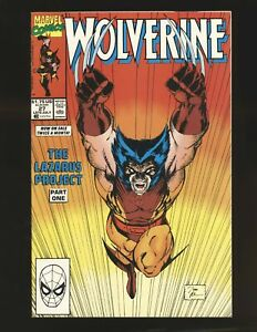Wolverine # 27 - Jim Lee cover NM- Cond.