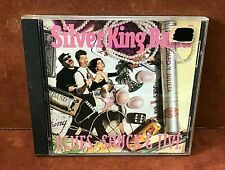 THE SILVER KING BAND CD ~ Blues - Shuck & Jive ~ FREE SHIPPING
