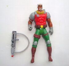 Toy Biz Marvel action figure X-Men figurine articullée G. W Bridge X force 1992