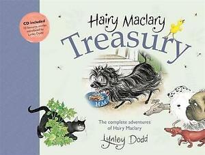 Hairy Maclary Treasury: The Complete Adventures of Hairy Maclary by Lynley Dodd