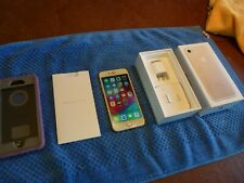 Iphone 7 32GB/ Gold/ original box, contents, Very good Condition. more!.