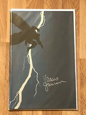 The Dark Knight Returns Foil Variant  Signed By Klaus Jansen