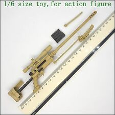 XB70-02 1/6 Scale HOT ZCWO - Firearms Collection M200 Sniper Rifle TOYS