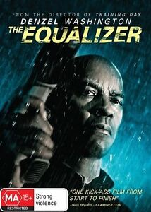 THE EQUALIZER DVD, NEW & SEALED, 2015 RELEASE, FREE POST