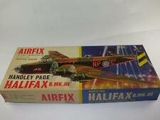 RARE Airfix 1/72 Model Aircraft Kit HP HALIFAX WWII BOMBER Unmade in Type 2 Box