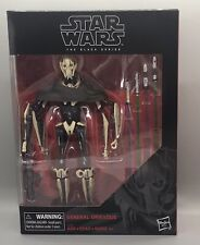 Hasbro General Grievous Star Wars The Black Series 6in. Action Figure D1