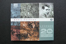 CD Eddie Cochran- Legends Of The 20th Century - Digipack