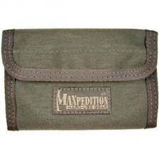 Maxpedition 229F  Spartan Wallet  FOLIAGE GREEN  *NEW*