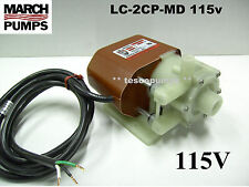 March LC-2CP-MD 115v  250 gph submersible pump replacement for Cruisair PML250