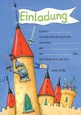 25 stabile Einladungen Mittelalter Geburtstag Einladungskarten Ritterfest Burg