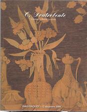 Catalogue de Vente : O. Doutrebente - Drouot 12 décembre 2008