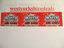 MATCH ATTAX ATTACKS 2012/2013 FULL SET OF BASE CARDS 12/13 NEW SEASON