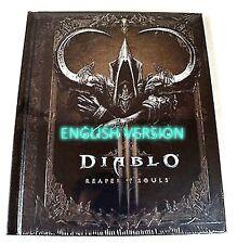 Diablo 3-the art of Diablo 3 reaper of souls-ARTBOOK-Livre d'Art-New