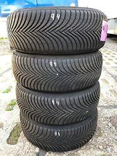 4 pneus hiver 205/55r16 91 H m&s Michelin Alpin 5