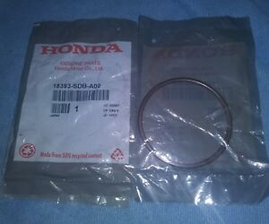 OEM Genuine Honda: Pre-Chamber Gasket: P/N 18393-SDB-A00
