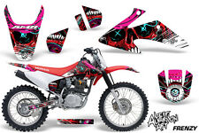 Honda CRF 150F/230F Dirt Bike Graphic Sticker Kit Decal Wrap MX 2008-2014 FRNZ-R