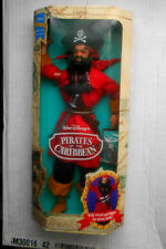 DISNEY'S  PIRATES OF THE CARIBBEAN Captain  DOLL
