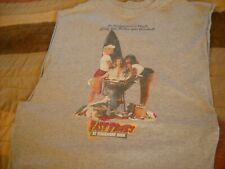 New listing FAST TIMES AT RIDGEMONT HIGH VINTAGE XL T-SHIRT CUT OFF SLEEVES SURFER