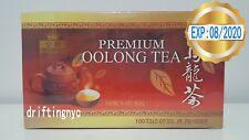 New Fresh 100 Tea Bags Royal King 100% Natural Premium Oolong Tea USA Seller